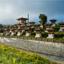 Dochula Pass 108 Chortens, Bhutan