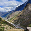 Lahaul valley in the Indian state of Himachal Pradesh