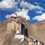 Leh Palace - Namgyal Tsemo Gompa - Leh - Ladakh - Jammu and Kashmir - India