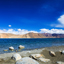 Pangong Lake in Tibet - Ladakh