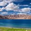 Pangong Lake i9n Ladakh Himalayas