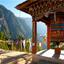 Taktshang Monastery in Paro