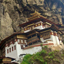 Famous Tiger's Nest Monastery