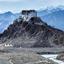 Stakna Monastery Near Leh