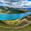 Yaks Lake in Tibet