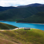 Yamdrok Lake of Tibet, China
