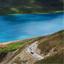 Yamdrok Lake in Summer