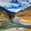Zanskar and Indus Rivers - Ladakh, India