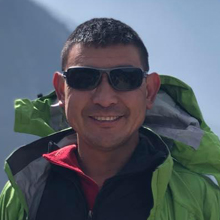 Lakpa Gelu Sherpa
