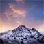 Annapurna South Peak Sunset