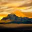 Dronagiri Mountain