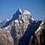 Mountain Gauri Sankar in the Himalayas