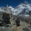Khumbutse, Lho La, Everest, Nuptse
