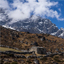 Way between the Gokyo and Machhermo