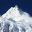 Close up of Manaslu