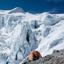 Camping at Mera Peak