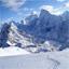 View of Mera Peak ( Himalaya )