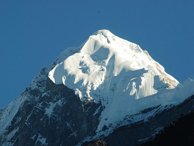 Mount Pandim Himalayanwonders Com