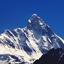 Mountain Nanda Devi