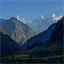 Annapurna  And Nagadi Chuli View