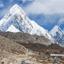 Nepali Porters near Mount Pumori
