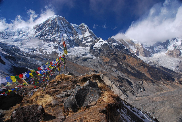 Poon Hill and the Annapurna Base Camp