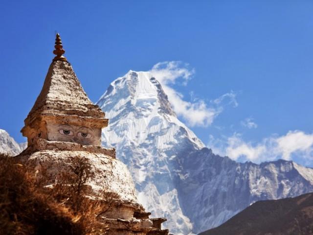 Stupa-Nepal-Himalayas