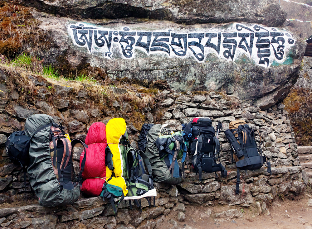 Annapurna backpackers