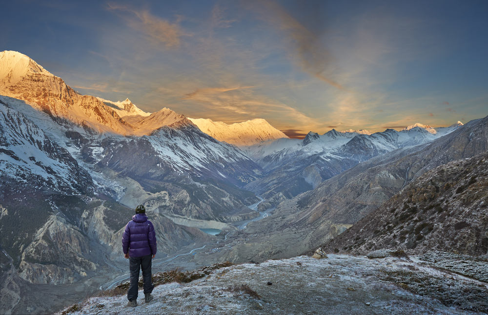 Image result for Annapurna circuit trek