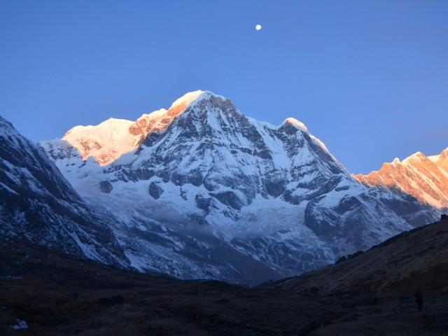 Annapurna  ( 8,091m )