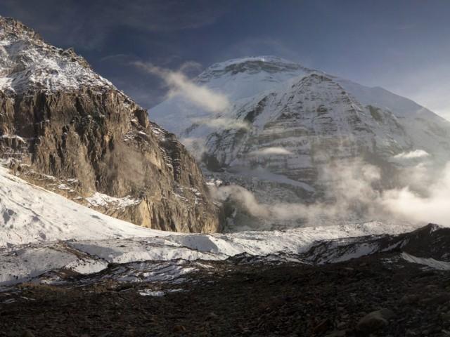 Dhaulagiri  ( 8,167m )