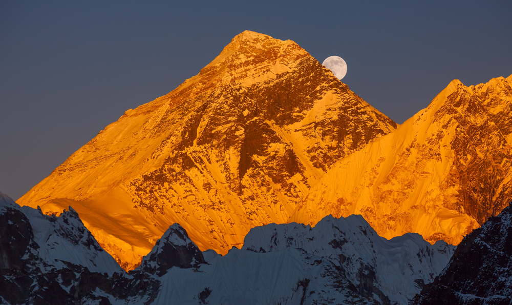 Mount Everest Team Building