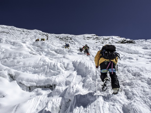 Island Peak (6160m)