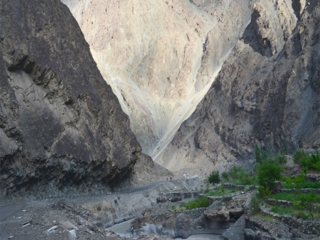 Indus Canyon