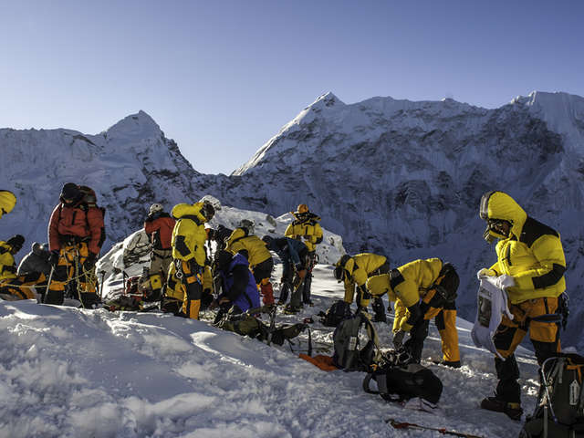 High Altitude Sickness and Everest Base Camp