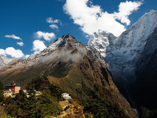 Tengboche Monastery Everest Trek