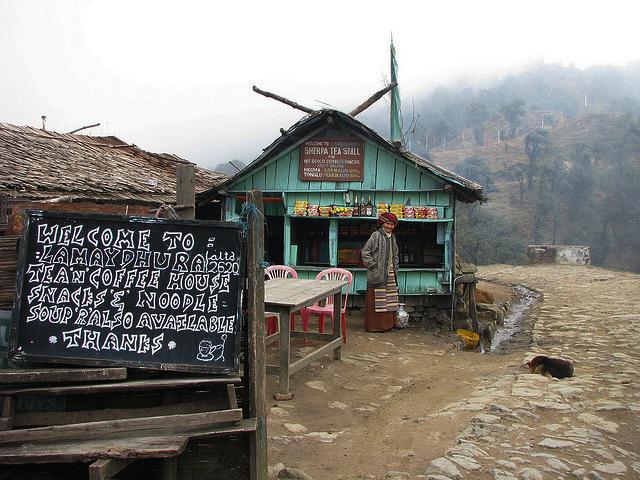 Teahouse Nepal