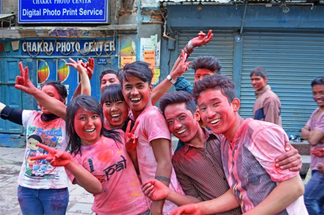 Celebrate Holi! Nepal's Most Colorful Festival