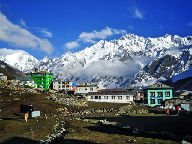 Tea Houses of Langtang