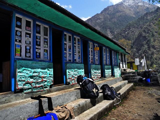 Teahouse at Rimche