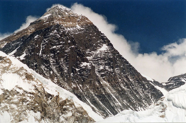 Everest from Kala Patar