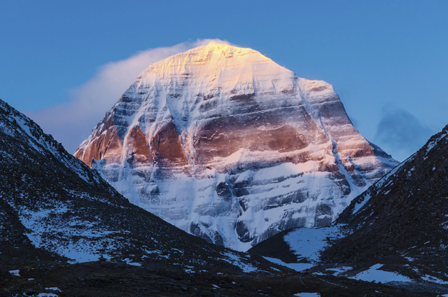 Mount Kailas North Face
