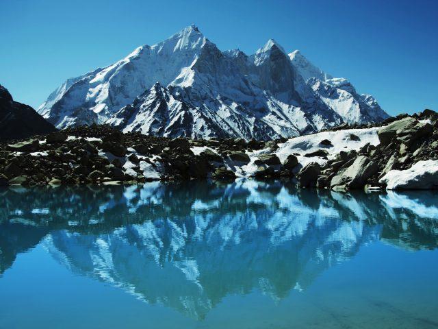 Bhagirathi Parbat Peak - Himalayan