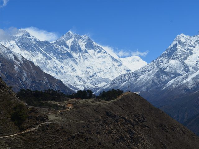 Everest Base Camp Trek 2015 Post Earthquake